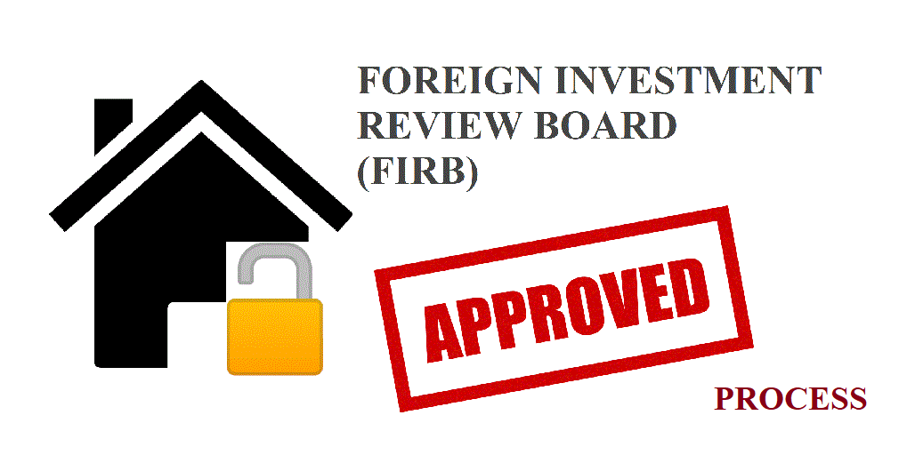 FIRB and Residential Property – How do I apply for approval?