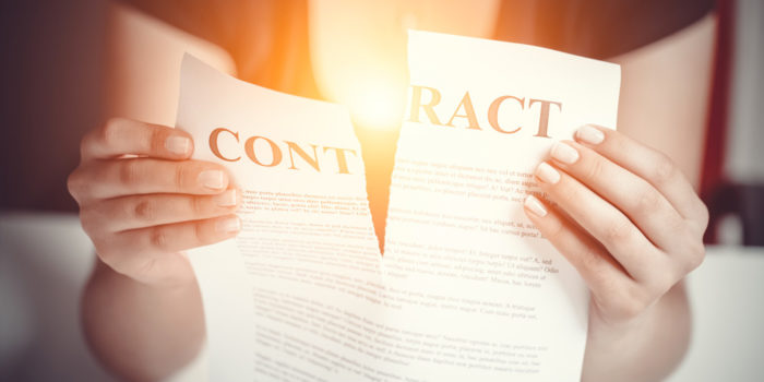 When can you end a tenancy agreement (as a landlord)