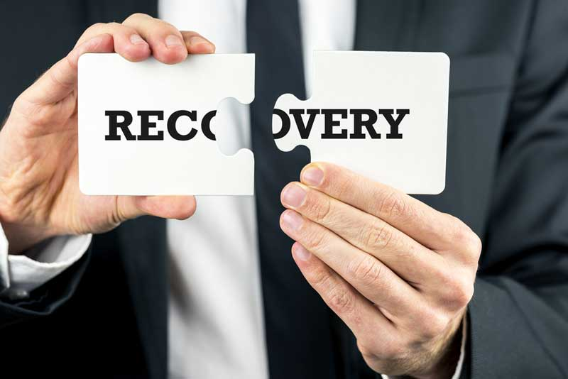 What are the Steps in the Debt Recovery Process?