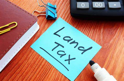 COMPLEXETIES OF THE NEW LAND TAX BILL