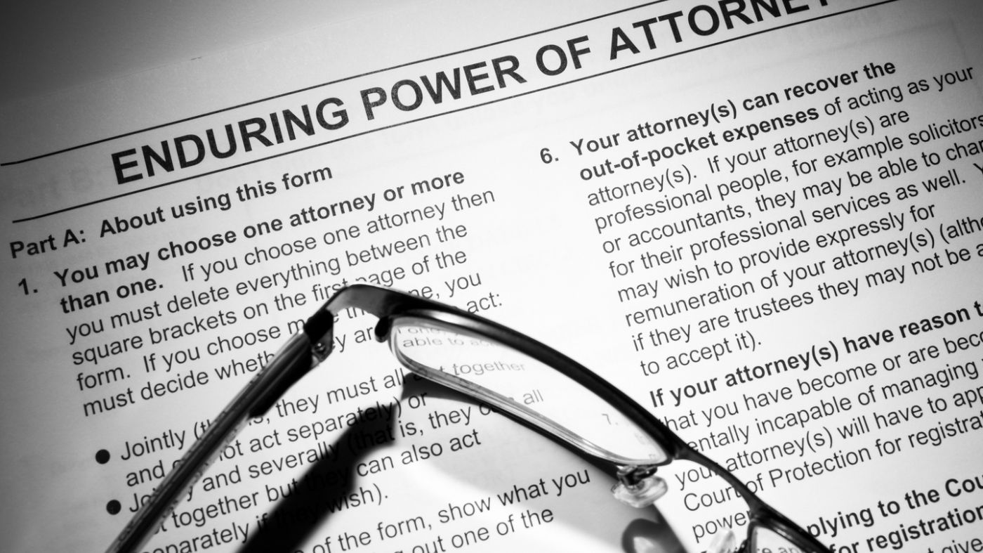 Enduring Power of Attorney (EPOA) – Is EPOA equally as important as having a Will?